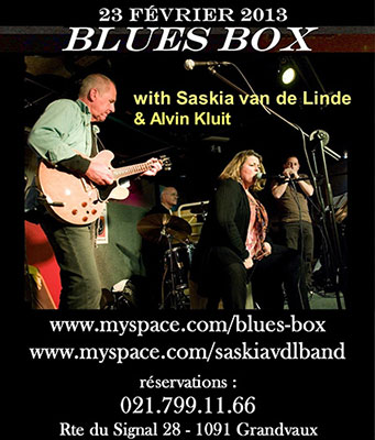 Blues Box
